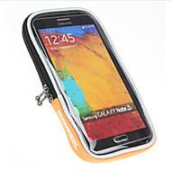 ROSWHEEL Mobiltelefonetui 5 inch Touch Screen, Vandtæt Cykling for iPhone 8/7/6S/6 / Andre lignende størrelse telefoner / Vandtæt Lynlås