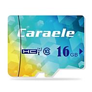 baratos Cartões de Memória-Caraele 16GB TF cartão Micro SD cartão de memória class10 CA-1 16GB