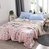 cheap Home Textiles-Comfortable Poly / Cotton Blend Poly / Cotton Blend Jacquard 300 Tc Floral