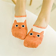 Dame Bella-sokker Trykt mønster Medium
