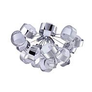 billige Takbelysning og vifter-3-Light Takplafond Omgivelseslys galvanisert Metall Matt AC100-240V Pære Inkludert / G9
