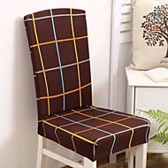 billige Overtrekk-Moderne 100% Polyester Mønstret Toseters sofatrekk, Enkel Polkadotter Damaskvev Trykket slipcovere