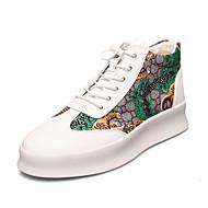 Muškarci Cipele Koža Proljeće Jesen Udobne cipele Sneakers za Kauzalni Obala