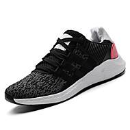 tanie Obuwie męskie-Męskie Komfortowe buty Guma Wiosna Buty do lekkiej atletyki Różowy / Różowy / biały / Czarny biały
