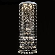 billiga Belysning-10-Light Ljuskronor Fluorescerande - Kristall, 110-120V / 220-240V, Varmt vit / Kall vit, Glödlampa inkluderad / GU10 / 10-15㎡