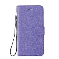 billiga Mobil cases & Skärmskydd-fodral Till Google Pixel 2 XL / Pixel 2 Plånbok / Korthållare / med stativ Fodral Enfärgad Hårt PU läder för Pixel 2 / Pixel 2 XL