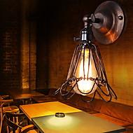 billige Vegglamper-Vegglamper Entré Metall Vegglampe 220-240V 40 W / E26 / E27