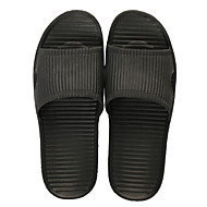 tanie Obuwie męskie-Męskie Komfortowe buty EVA Lato Klapki i japonki Czarny / Ciemnoniebieski