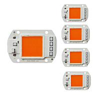 billige belysning Tilbehør-5pcs Led Brikke Aluminium Input Smart IC Bulb Accessory 50 220V