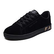 Χαμηλού Κόστους Αντρικά Αθλητικά-Ανδρικά PU Άνοιξη / Φθινόπωρο Ανατομικό Αθλητικά Παπούτσια Μαύρο / Γκρίζο / Κόκκινο