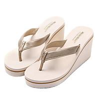 tanie Pantofle-Zwyczajny Pantofle Pantofle damskie Plastik EVA Jeden kolor