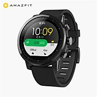 cheap Smart Technology-Original Xiaomi HUAMI AMAZFIT Stratos Smart Sports Watch Version2  1.34 Inch 2.5D Screen 5ATM Water Resistant GPS-International Edition