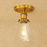billige Taklamper-Anheng Lys Omgivelseslys - Mini Stil Gjennomsiktig Kropp, LED Retro / vintage, 110-120V 220-240V Pære Inkludert