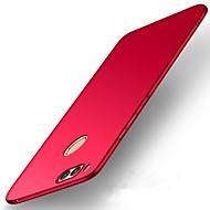 billiga Mobil cases & Skärmskydd-fodral Till Huawei P10 Lite P10 Ultratunt Skal Ensfärgat Hårt Plast för P10 Plus P10 Lite P10 Huawei P9 Plus Huawei P9 Huawei P8