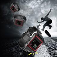 billiga Smart klocka Tillbehör-Klockarmband för Fitbit Blaze Fitbit Sportband Gummi Handledsrem