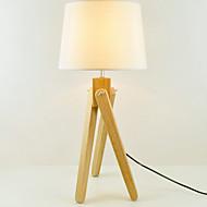 billige Lamper-Moderne / Nutidig Dekorativ Bordlampe Til Tre/ Bambus 220-240V