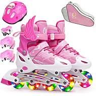 Κοριτσίστικα Πατίνια Inline Παιδικά Περπάτημα / άλμα Ρουμπίνι / Ανθισμένο Ροζ / Βυσσινί Αθλήματα & Ύπαιθρος