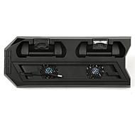 PS4 SLIM Ručica držača Ventilatori Punjači Za PS4 Slim PS4,ABS Ručica držača Ventilatori Punjači Plug and play # USB 2.0
