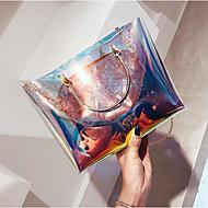お買い得  バッグセット-女性用 バッグ PU バッグセット ジッパー シャンパン / ホワイト