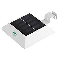 billiga Belysning-YWXLIGHT® 1st 2W Lawn Lights Sol Vattentät Ljusstyrning Kallvit 3.7V Utomhusbelysning