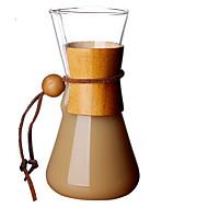 billige Kaffe og te-glass Nuttet / Varmebestandig / Kreativ 1pc Kaffekjele