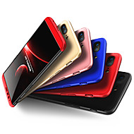 billiga Mobil cases & Skärmskydd-fodral Till OnePlus OnePlus 5T 5 Stötsäker Fodral Enfärgad Hårt PC för One Plus 5 OnePlus 5T