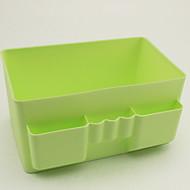 Χαμηλού Κόστους Βάζα & Κουτιά-Οργάνωση κουζίνας Αποθηκευτικά Κουτιά PP (Πολυπροπυλένιο) Αποθήκευση 1set