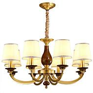 billige Takbelysning og vifter-QINGMING® Lysekroner Opplys - Mini Stil, Land Traditionel / Klassisk, 110-120V 220-240V Pære ikke Inkludert