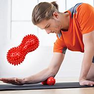 """tanie Inne akcesoria fitness-Piłka do masażu msażer Joga Fitness Rozciągać PVC 6 """"(15 cm)"""