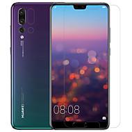billiga Mobil cases & Skärmskydd-Nillkin Skärmskydd för Huawei Huawei P20 Pro PET 2 sts Front och kameralinsskydd Ultratunnt / Matt / Reptålig