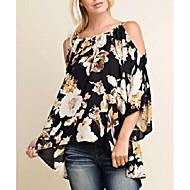 Bluza Žene-Ulični šik Dnevno Cvjetni print