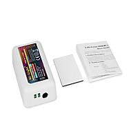 billige belysning Tilbehør-1pc 12-24 V Wifi / Strip Light Tilbehør / RF trådløs RGB-kontroller Plast for RGB LED Strip Light