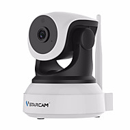 cheap Indoor IP Network Cameras-VStarcam C7824WIP 1.0 MP Indoor with IR-cut Prime 128(Day Night Motion Detection Dual Stream Remote Access Plug and play IR-cut) IP Camera