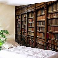 זול קישוטי קיר-ארכיטקטורה קיר תפאורה פּוֹלִיאֶסטֶר וינטאג' וול ארט, קיר שטיחי קיר תַפאוּרָה