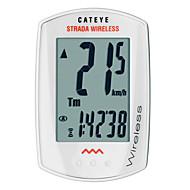 billige Sykkelcomputere og -elektronikk-CatEye® Strada Wireless CC-RD300W Sykkelcomputer Stopur / Speedometer Utendørs / Fjellsykkel Sykling