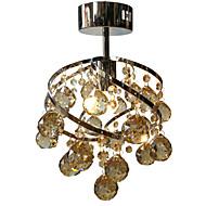 billige Taklamper-LightMyself™ Takplafond Omgivelseslys - Krystall LED, Land Traditionel / Klassisk Moderne / Nutidig, 110-120V 220-240V, Varm Hvit Kald