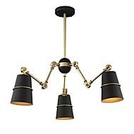 billige Takbelysning og vifter-JLYLITE Lysekroner Omgivelseslys - Mini Stil, Kunstnerisk Chic & Moderne, 110-120V 220-240V Pære ikke Inkludert