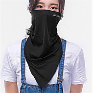 cheap Balaclavas & Face Masks-Pollution Protection Mask Summer Moisture Wicking Ultraviolet Resistant High Elasticity Breathability Cycling / Bike Unisex Elastic Solid