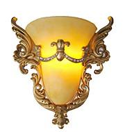 billige Vegglamper-Øyebeskyttelse Vintage Stue Plast Vegglampe 220V 25W