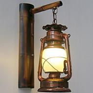 baratos Luzes para Espelho-Antirreflexo Clássica / Vintage Iluminação do banheiro Metal Luz de parede 220-240V 40W