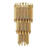 billige Vegglamper-QIHengZhaoMing Vegglamper Stue / Leserom / Kontor Metall Vegglampe IP20 110-120V / 220-240V 5W