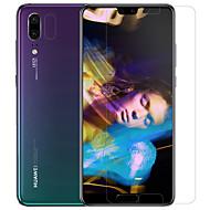 billiga Mobil cases & Skärmskydd-Skärmskydd Huawei för Huawei P20 PET 2 sts Front och kameralinsskydd Antiglans Anti-fingeravtryck Reptålig Ultratunnt Högupplöst (HD)