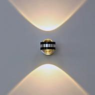 お買い得  壁掛けライト-コンテンポラリー 用途 メタル ウォールライト 90-240V 2W