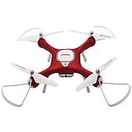 Χαμηλού Κόστους SYMA®-RC Ρομποτάκι SYMA X25W 4 Κανάλι 6 άξονα 2,4 G Με κάμερα HD 2.0MP 720P Ελικόπτερο RC με τέσσερις έλικες FPV / Επιστροφή με ένα kουμπί /