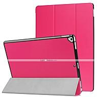 Θήκη Za Apple iPad Pro 12.9 '' Zaokret Ultra tanko Origami Auto Sleep / Wake Up Korice Jedna barva Tvrdo PU koža za iPad Pro 12.9'' Apple