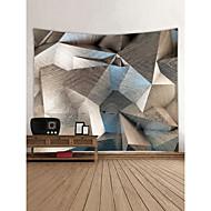 tanie Dekoracje ścienne-Martwa natura Rysunek Dekoracja ścienna 100% Polyester Współczesny Nowoczesny Wall Art, Ścienne Gobeliny Dekoracja