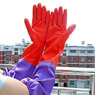 tanie Artykuły kuchenne do czyszcznia-Kuchnia Środki czystości Nylon Rękaw ochronny Ochrona 2szt