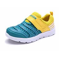 baratos Sapatos de Menino-Para Meninos Sapatos Tule Primavera / Outono Conforto Tênis para Branco / Verde Claro / Azul Real