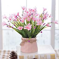 billige Kunstig Blomst-Kunstige blomster 1 Afdeling pastorale stil Orkideer Bordblomst