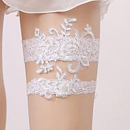 Spets Vintage Stil Bröllopskläder Med Spets / Våd Strumpeband Bröllop / Fest / afton